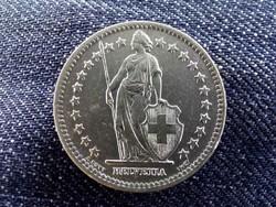 Svájc .835 ezüst 2 Frank 1944 B/id 9496/