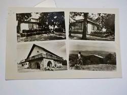 Dobogókő részletek 1956