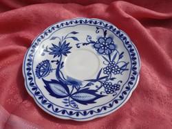 Hagymamintás porcelán csészealj