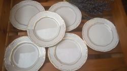 Zsolnay Stafir Süteményes tányér