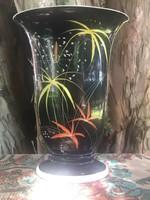 10 Ft-ról!Csodálatos Herendi váza! Nagyméretű!!