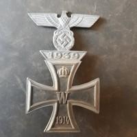 Német Náci Veterán kitüntetés