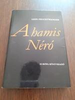 Lion Feuchtwanger könyv A hamis Néró