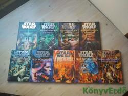 Dave Wolverton, Jude Watson: Jedi-növendék 1-9. (TELJES: A holtak védelmezői is)