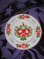 Ritka limitált Hollóházi tányér,  26,5 cm  A/38.