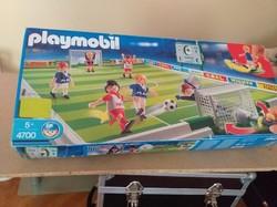 Playmobil focipálya eredeti dobozában