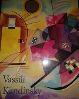 Vassili kandinski művészeti album absztrakt festészet, francia nyelvű, ajánljon!