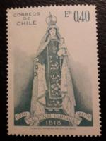 Bélyeg Chilléből 1970
