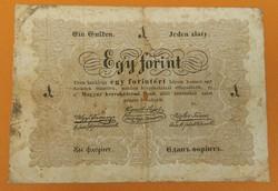 Kossuth 1 forint 1848