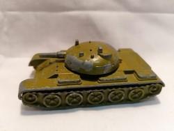 Régebbi játék fém tank