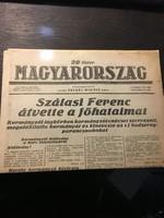 Történelmünk egy darabja  1944 oktober 17
