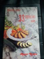 Pákozdi Judit- 33 cukkini recept. Magyar konyha.