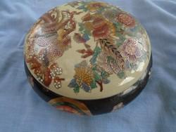 Hatalmas gyönyörű Terebess  bonbonier vagy asztalközép kínáló