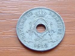 BELGIUM BELGIQUE 10 CENTIMES 1928