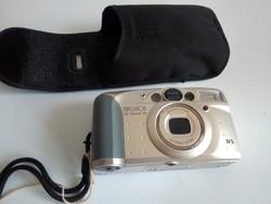 Maginon AF-Zoom 70 fényképezőgép, tokjában