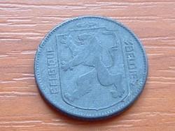 BELGIUM BELGIQUE - BELGIE 1 FRANK 1942 WW II CINK