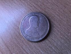1930 ezüst Horthy 5 pengő