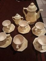Kerámia teáskészlet