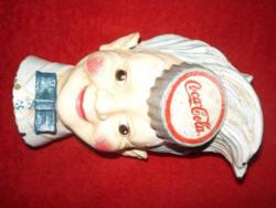 Coca-Cola öntöttvas persely