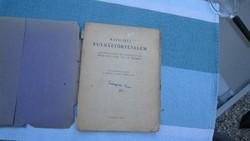 Katolikus Egyháztörténelem -tankönyv 1952.