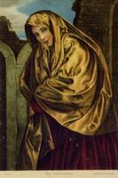 Stengel lap: Giovanni Girolamo SAVALDO. Mária Magdaléna