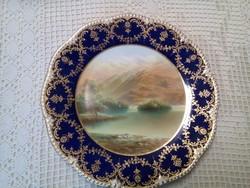 Antik tányér