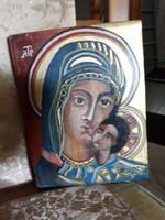 Antik  Orosz  ikon    7000  ft