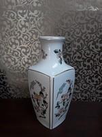 Hollóházi váza  /  2726