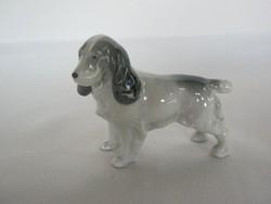 Metzler & Ortloff porcelán kutya