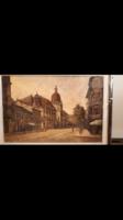 Fehérvári Zoltán festmény-eredeti műve