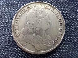 III. Károly (1711-1740) ezüst 1/2 Tallér 1720 KB / id 10638/