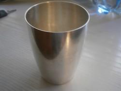 Antik ezüst pohár(vésetlen)