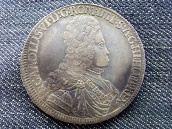 Ausztria VI. Károly (1711-1740) ezüst 1 Tallér 1716 /id 10641/