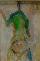 Tóth Menyhért (1904 - 1980): Bűvész