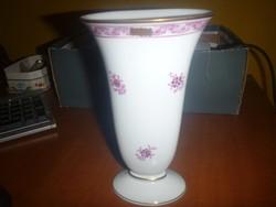 Herendi Indiai kosár  mintás porcelán váza eladó!