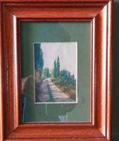 Út fákkal - Kis méretű kép