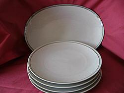 Vintage Thomas 4 tányér és 1 tál