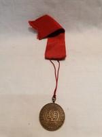 Magyar Ebtenyésztők Országos Egyesülete 1899 bronz