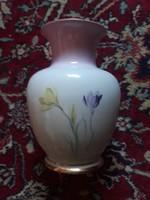 Hollóházi kis váza