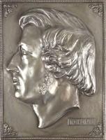 0X346 Chopin falidísz díszdobozban 24 x 19 cm