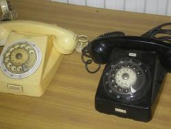 Telefon a 60-as évekből