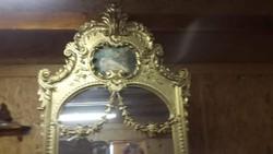 Barokk álló tükör
