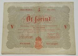 5 forint 1848/2
