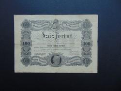 100 forint 1848 Kossuth bankó RITKA Bankjegy !