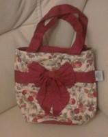 Pipere táska, textil