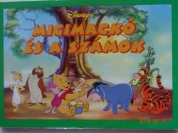 Disney's Micimackó és a számok - leporelló mesekönyv