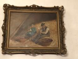 Ott Zoltán festmény