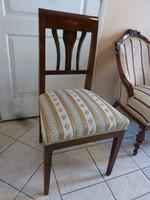 2 db. Biedermeier szék.