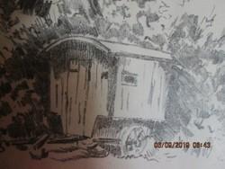 1974 grafit rajz