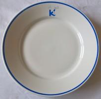 Szép Zsolnay tányér